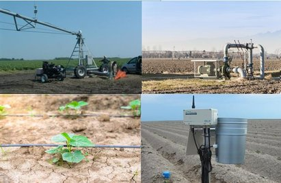 Irrigation Monitoring - Management